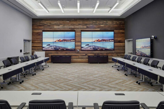 Conference Room & Boardroom AV Design