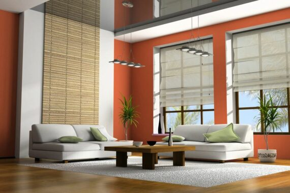Lutron Motorized Shades & Drapes