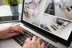 Home Video Surveillance System